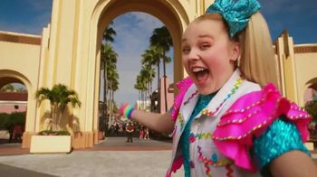 Universal Orlando Resort TV Spot, 'Let's Go Have Some Fun' Featuring JoJo Siwa - Thumbnail 1