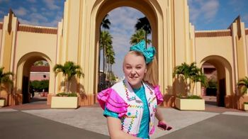 Universal Orlando Resort TV Spot, 'Let's Go Have Some Fun' Featuring JoJo Siwa - 56 commercial airings