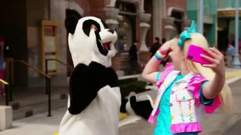 Universal Orlando Resort TV Spot, 'Let's Go Have Some Fun' Featuring JoJo Siwa - Thumbnail 7
