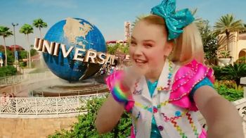 Universal Orlando Resort TV Spot, 'Let's Go Have Some Fun' Featuring JoJo Siwa - Thumbnail 9