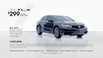2019 Acura TLX TV Spot, 'By Design: D.C.' Song by Ides of March [T2] - Thumbnail 8