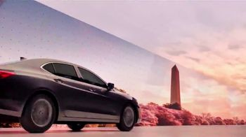 2019 Acura TLX TV Spot, 'By Design: D.C.' Song by Ides of March [T2] - Thumbnail 3
