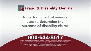 Sokolove Law TV Spot, 'Fraud and Disability Denials' - Thumbnail 4