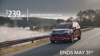 Ford Memorial Sales Event TV Spot, 'Built for Your Next Adventure' [T2] - Thumbnail 9