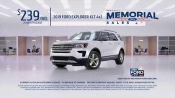 Ford Memorial Sales Event TV Spot, 'Built for Your Next Adventure' [T2] - Thumbnail 3