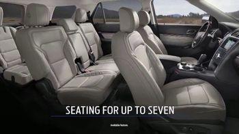 Ford Memorial Sales Event TV Spot, 'Built for Your Next Adventure' [T2] - Thumbnail 4