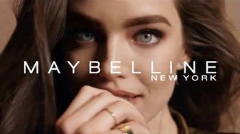 Maybelline Tattoo Studio Brow Pomade TV Spot, 'The New Sculpted Brow' - Thumbnail 1