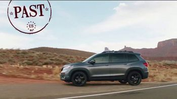 2019 Honda Passport Elite TV Spot, 'Destination: Adventure' Song by Wolfmother [T1]