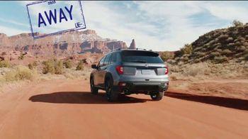 2019 Honda Passport Elite TV Spot, 'Destination: Adventure' Song by Wolfmother [T1] - Thumbnail 5