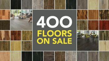 Lumber Liquidators TV Spot, 'Celebrate 25 Years: Laminate'