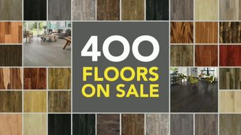Lumber Liquidators TV Spot, 'Celebrate 25 Years: Laminate'