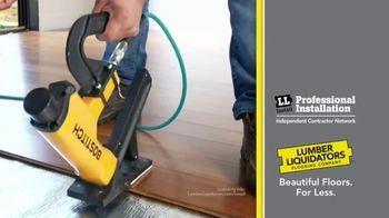 Lumber Liquidators TV Spot, 'Celebrate 25 Years: Laminate' - Thumbnail 8
