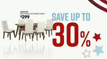 Ashley HomeStore Memorial Day Sale TV Spot, 'Additional Ten Percent' Song by Midnight Riot - Thumbnail 2