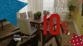 Ashley HomeStore Memorial Day Sale TV Spot, 'Additional Ten Percent' Song by Midnight Riot - Thumbnail 3