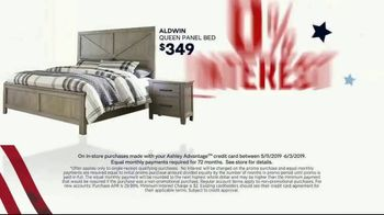 Ashley HomeStore Memorial Day Sale TV Spot, 'Additional Ten Percent' Song by Midnight Riot - Thumbnail 4