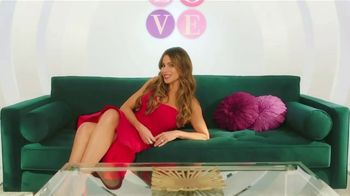 Rooms to Go TV Spot, 'Love at First Sight' Featuring Sofia Vergara - 1 commercial airings