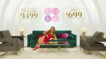 Rooms to Go TV Spot, 'Love at First Sight' Featuring Sofia Vergara - Thumbnail 6