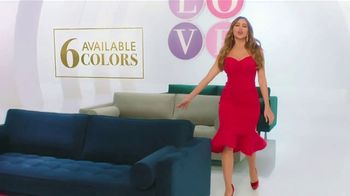 Rooms to Go TV Spot, 'Love at First Sight' Featuring Sofia Vergara - Thumbnail 8
