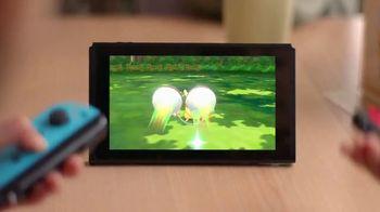 Nintendo Switch TV Spot, 'Pokémon: Let's Go, Pikachu!: Retailer Gift Card'