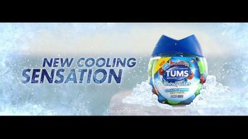 Tums Chewy Bites Cooling Sensation TV Spot, 'Play It Cool' - Thumbnail 9