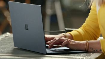Microsoft Surface TV Spot, 'Taylor Church: $300 Off' - Thumbnail 4