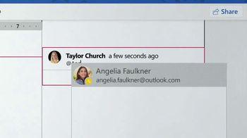 Microsoft Surface TV Spot, 'Taylor Church: $300 Off' - Thumbnail 6