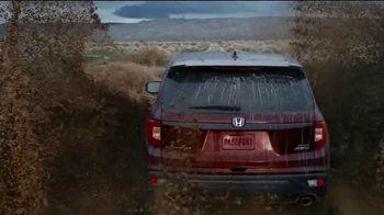 2019 Honda Passport TV Spot, 'Built For Campouts' [T1] - Thumbnail 6