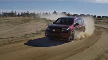 2019 Honda Passport TV Spot, 'Built For Campouts' [T1] - Thumbnail 8