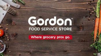 Gordon Food Service Store TV Spot, 'Gatorade, Baby Back Ribs and Chicken Breasts' - Thumbnail 7