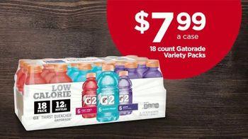 Gordon Food Service Store TV Spot, 'Gatorade, Baby Back Ribs and Chicken Breasts' - Thumbnail 4