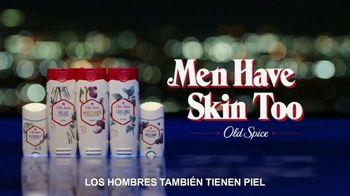 Old Spice Body Wash TV Spot, 'Los hombres también tienen piel' con Deon Cole [Spanish] - Thumbnail 7