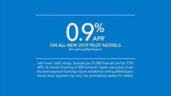 2019 Honda Pilot TV Spot, 'Why Not Pilot?' [T2] - Thumbnail 10