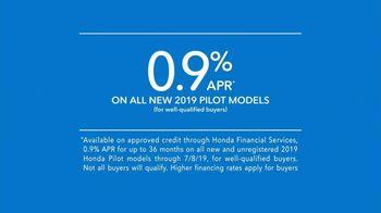 2019 Honda Pilot TV Spot, 'Why Not Pilot?' [T2] - Thumbnail 9