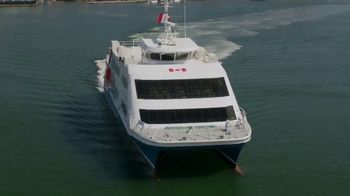 Clipper Vacations TV Spot, '2019 Summer: Seattle to Victoria Ferry' - Thumbnail 1