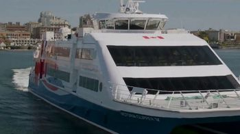 Clipper Vacations TV Spot, '2019 Summer: Seattle to Victoria Ferry' - Thumbnail 2
