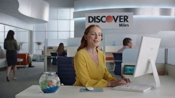 Discover it Miles Card TV Spot, 'Scuba Diving' - Thumbnail 3