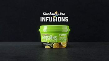 Chicken of the Sea Infusions TV Spot, 'The Fresh New Taste in Tuna' - Thumbnail 1