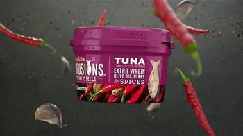 Chicken of the Sea Infusions TV Spot, 'The Fresh New Taste in Tuna' - Thumbnail 6