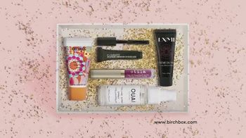 Birchbox TV Spot, 'Personalized Beauty Box: $15'