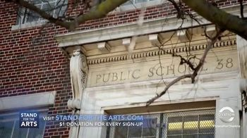Stand for the Arts TV Spot, 'Public School 38' - Thumbnail 3