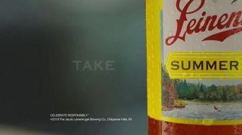 Leinenkugel's Summer Shandy TV Spot, 'Rooftop Party' - Thumbnail 9