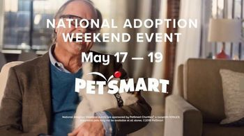 PetSmart National Adoption Weekend Event TV Spot, 'Adoption Love Story' - Thumbnail 7