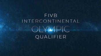 USA Volleyball TV Spot, '2019 FIVB Intercontinental Olympic Qualifier' - Thumbnail 4