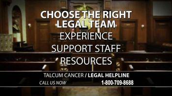 Talcum Cancer Legal Helpline TV Spot, 'Regular Use' - Thumbnail 7