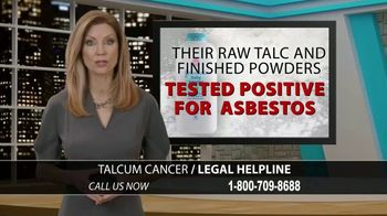 Talcum Cancer Legal Helpline TV Spot, 'Regular Use' - Thumbnail 3
