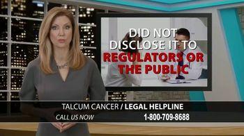 Talcum Cancer Legal Helpline TV Spot, 'Regular Use' - Thumbnail 4