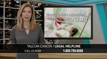 Talcum Cancer Legal Helpline TV Spot, 'Regular Use' - Thumbnail 5