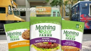 Morningstar Farms TV Spot, 'Made From Plants' - Thumbnail 10