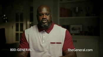The General TV Spot, 'All My Chips' Featuring Shaquille O'Neal - Thumbnail 5