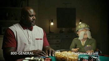 The General TV Spot, 'All My Chips' Featuring Shaquille O'Neal - Thumbnail 8